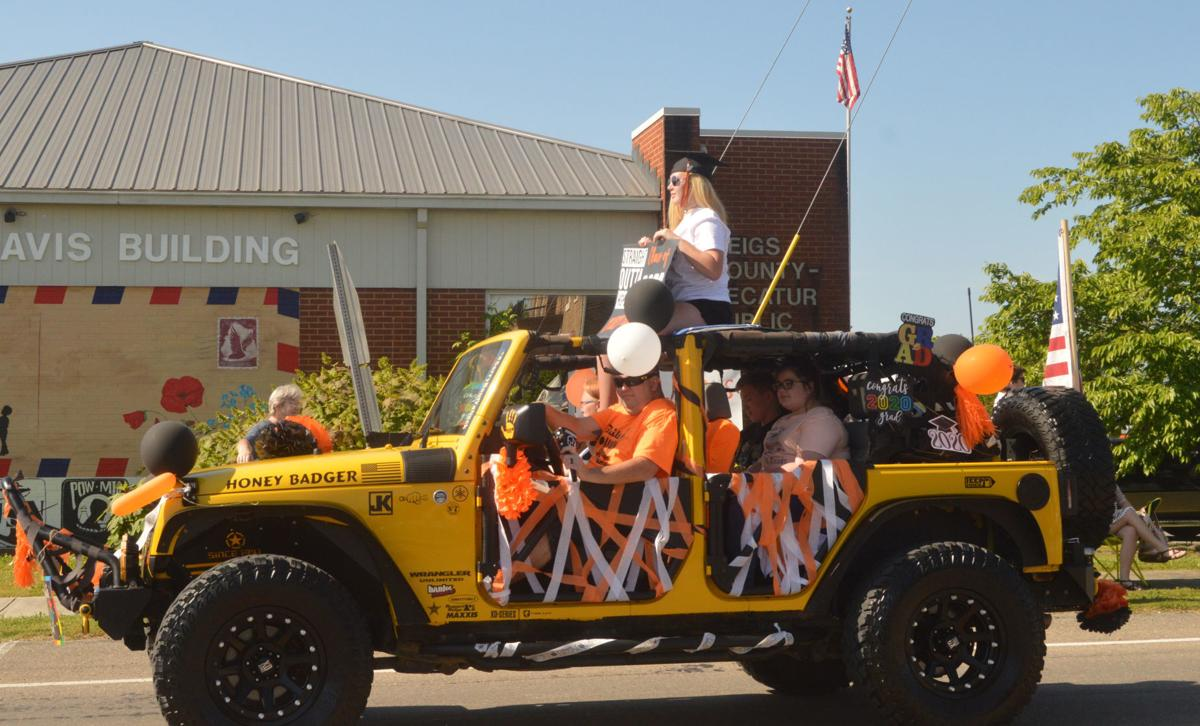 Meigs senior parade