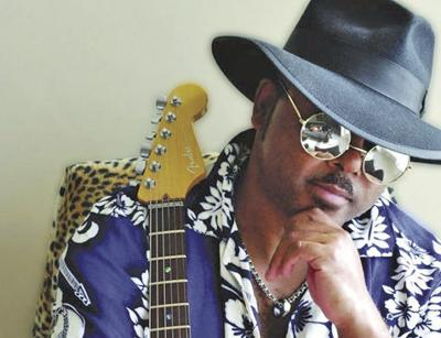 David Gerald Blues Band returns to Black Box Concert Series this Friday