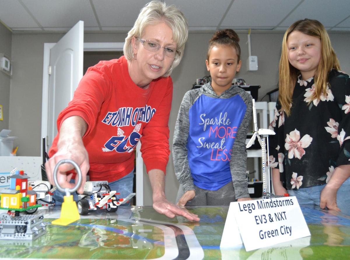 Etowah City School STEAM Fair