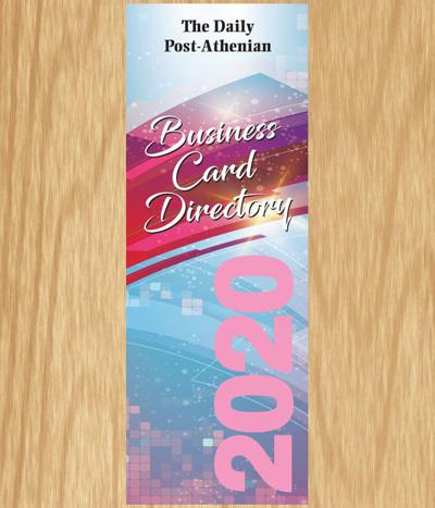 Business Card Directory Cover