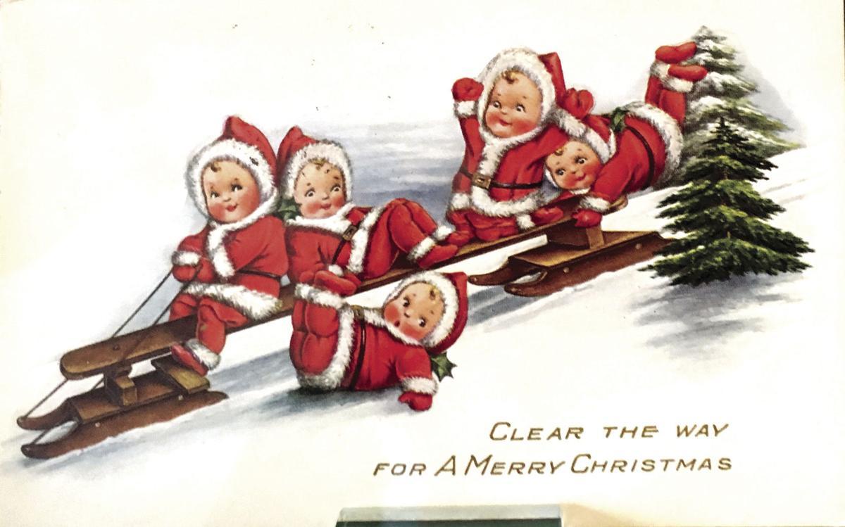 The history of Christmas cards | Community | dailypostathenian.com