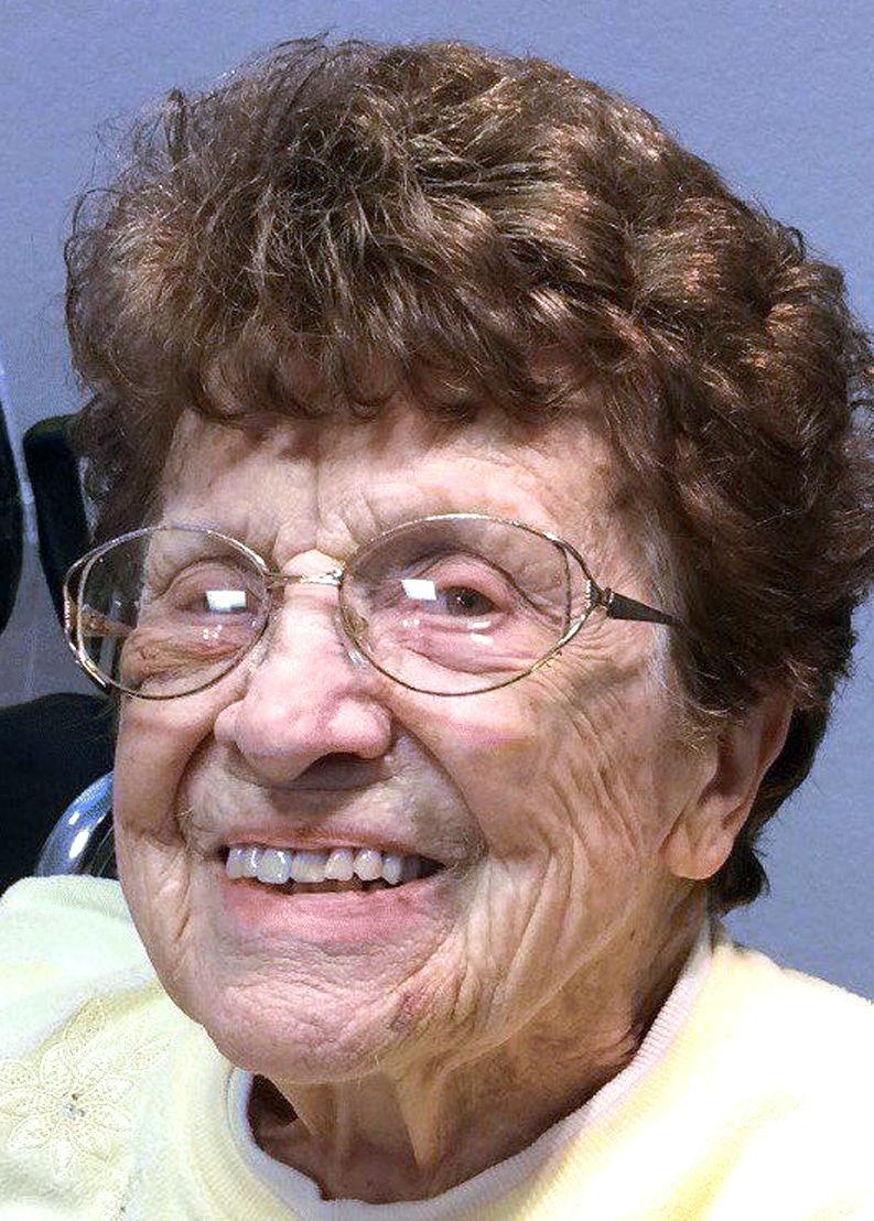 Helen Bernice Novak