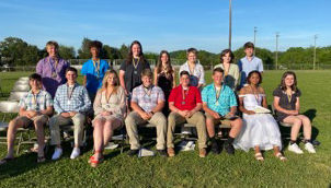 8th grade awards at Riceville announced