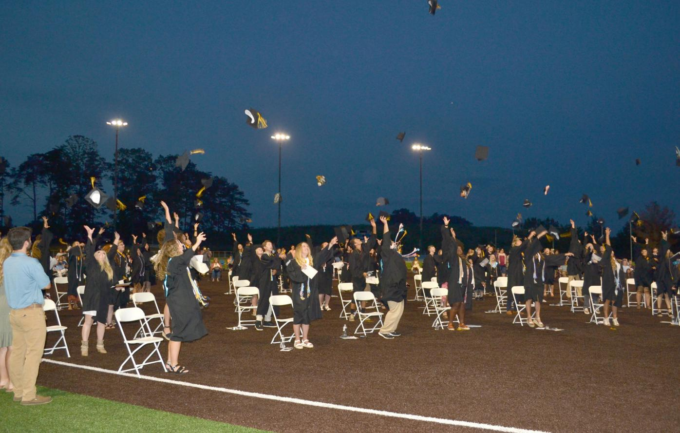 MCHS COVID Commencement