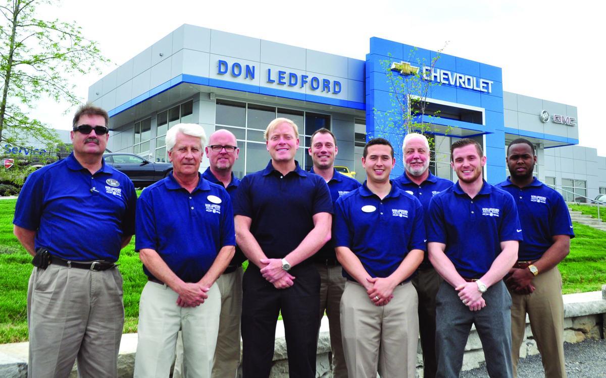 Don Ledford Athens Tn >> Impressive Investment Don Ledford Auto Park Expansion Complete