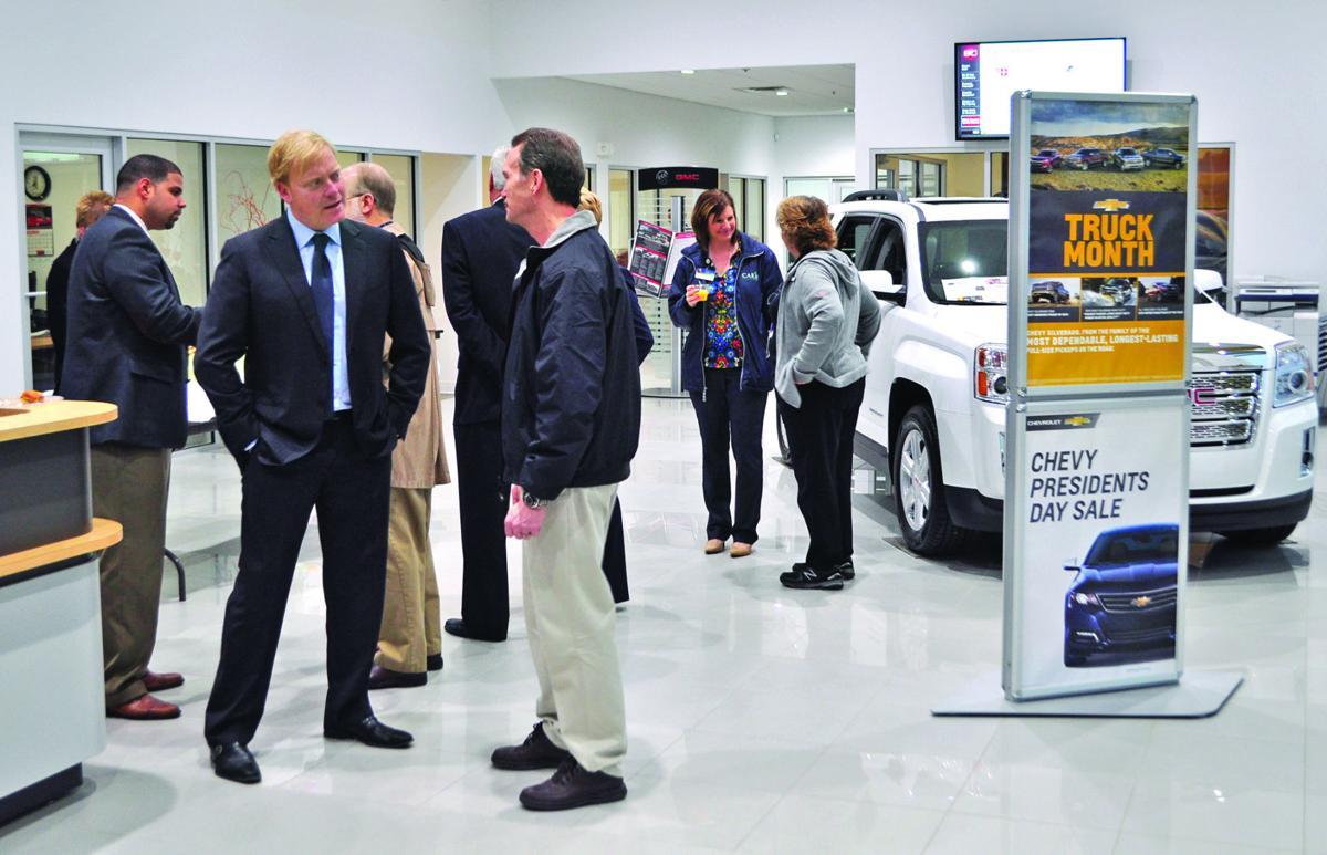 Don Ledford Athens Tn >> Impressive Investment Don Ledford Auto Park Expansion