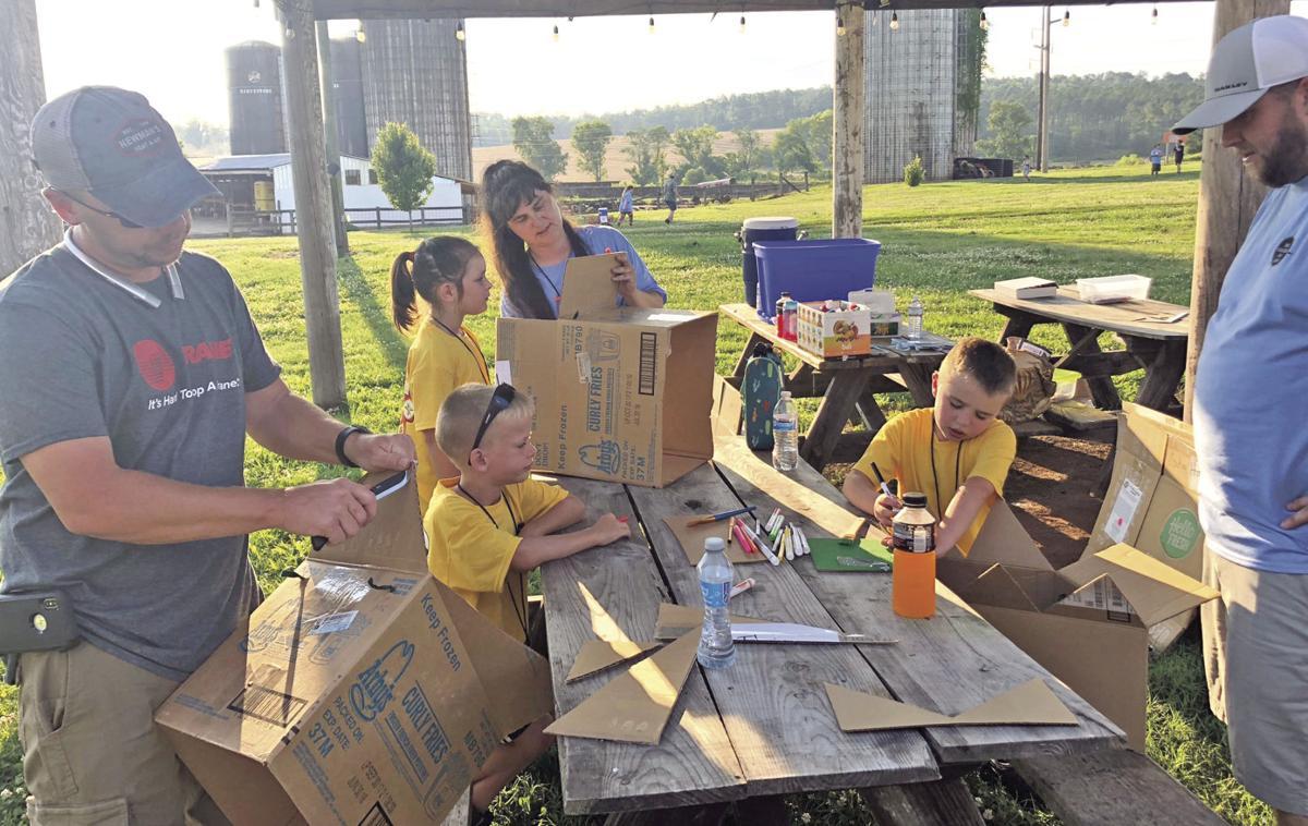 Cub Scout Twilight Camp | Community | dailypostathenian com