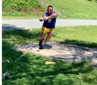 Mackersie throws