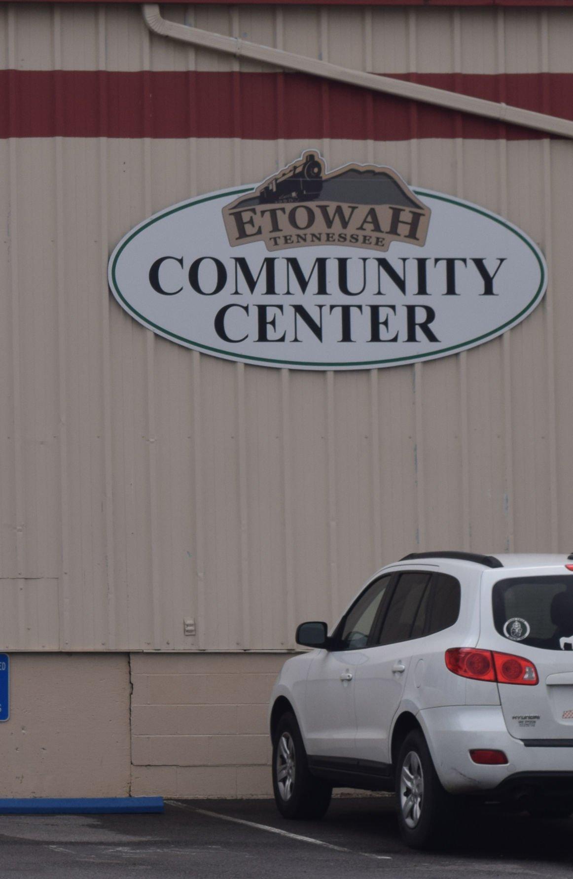 Community center temporarily closed