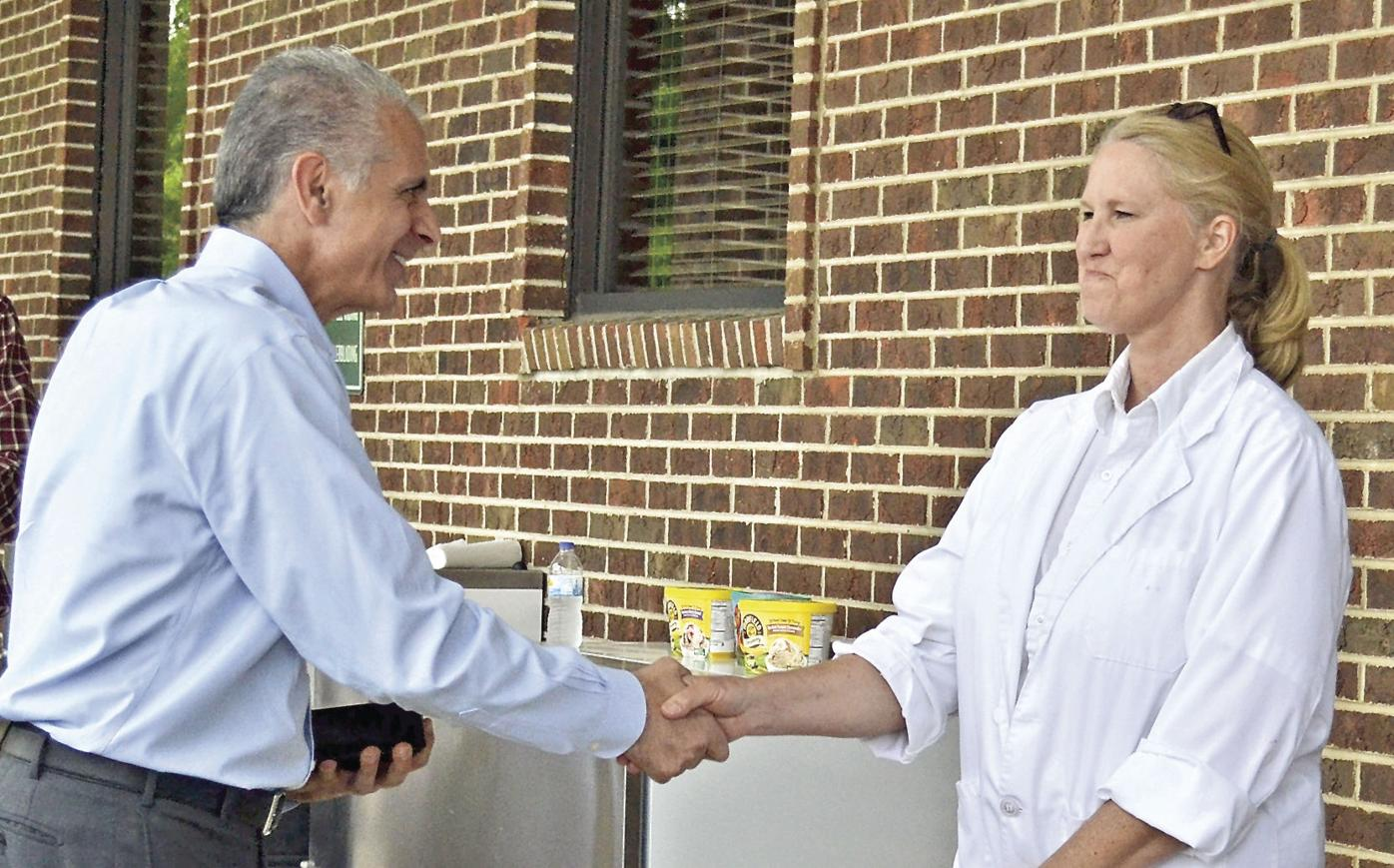 Mayfield earns CEO Quality Award