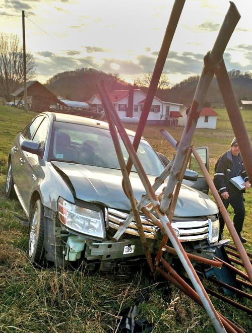 County Road 508 wreck | News | dailypostathenian com
