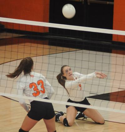 Meigs' Anna Crowder and Bri Bales