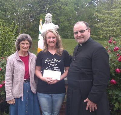 Knights of Columbus donation