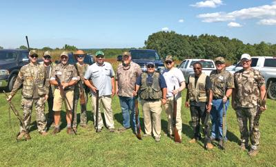 Sportsmen's Caucus donates to Hunters for the Hungry | News