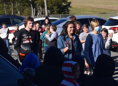 Meigs students honored