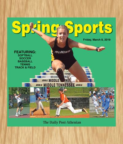 Spring Sports Cover