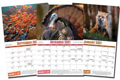 TWRA calendar