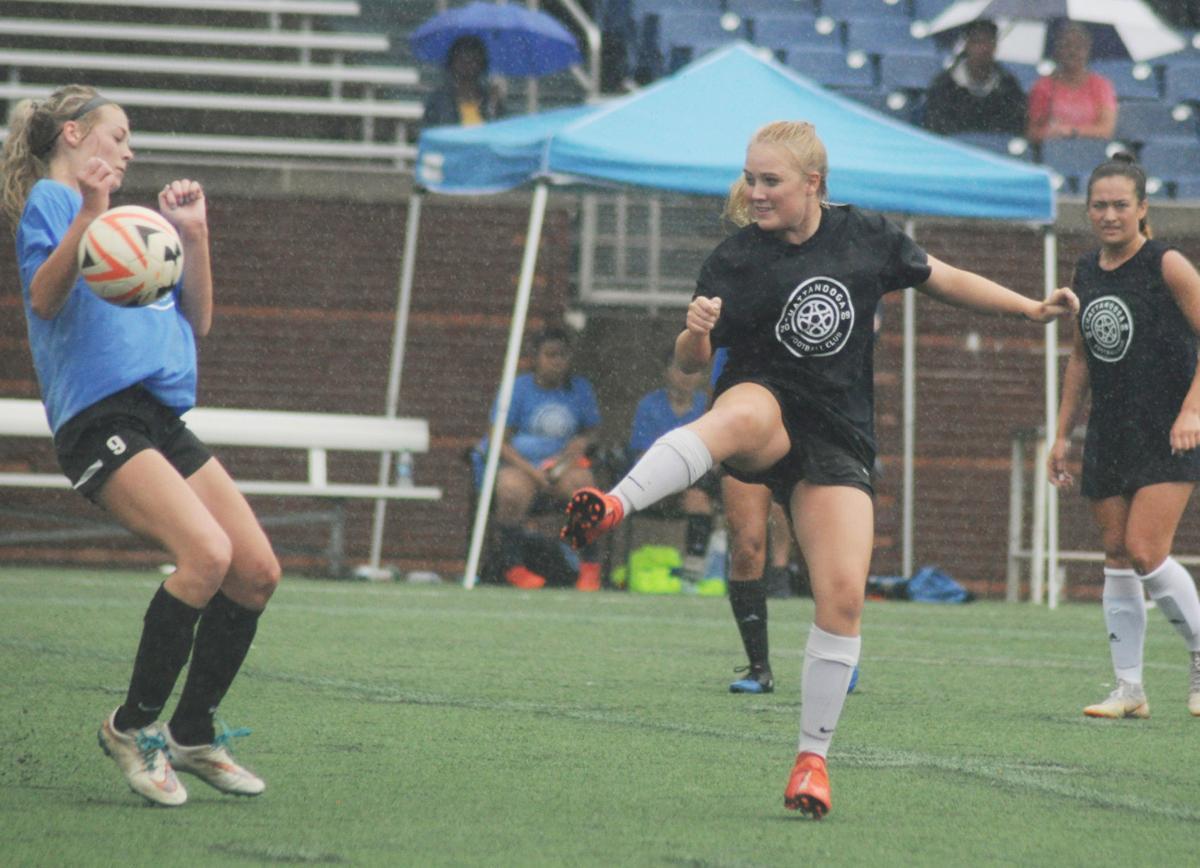 McMinn's Kylie Murphy for Team Tennessee