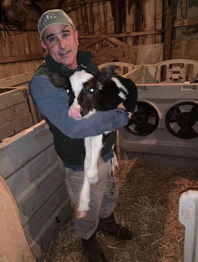Matt Mason, farmer of the year