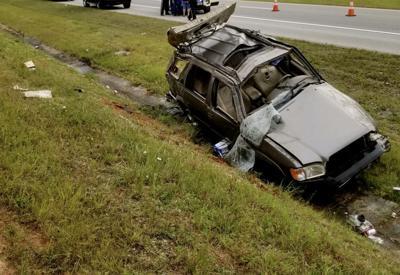 Fatal wreck on Highway 411