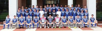 2019 TWU men's soccer team