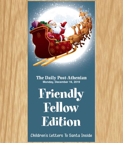 Friendly Fellow Cover