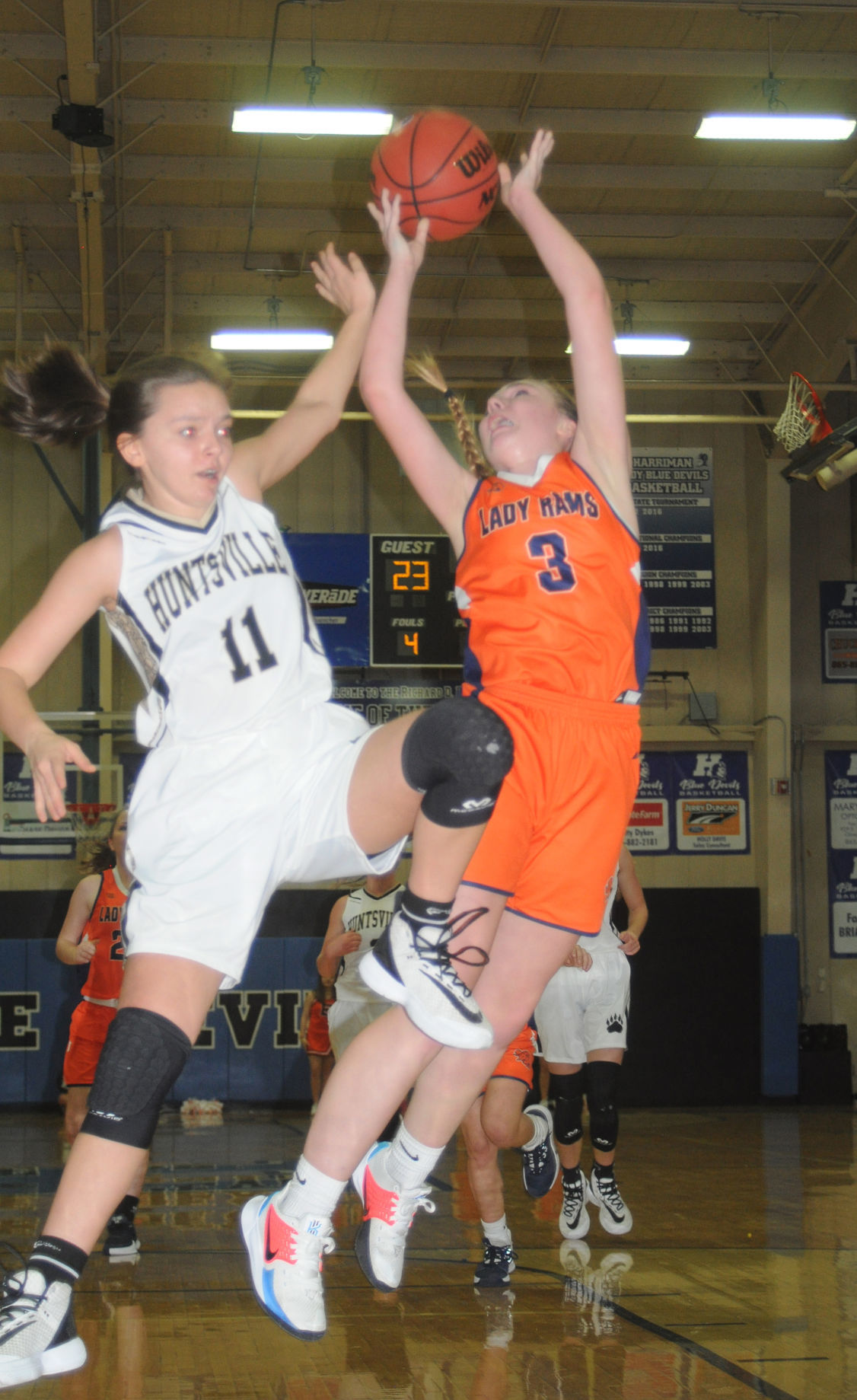 CO-LEAD – Englewood's Molly Masingale