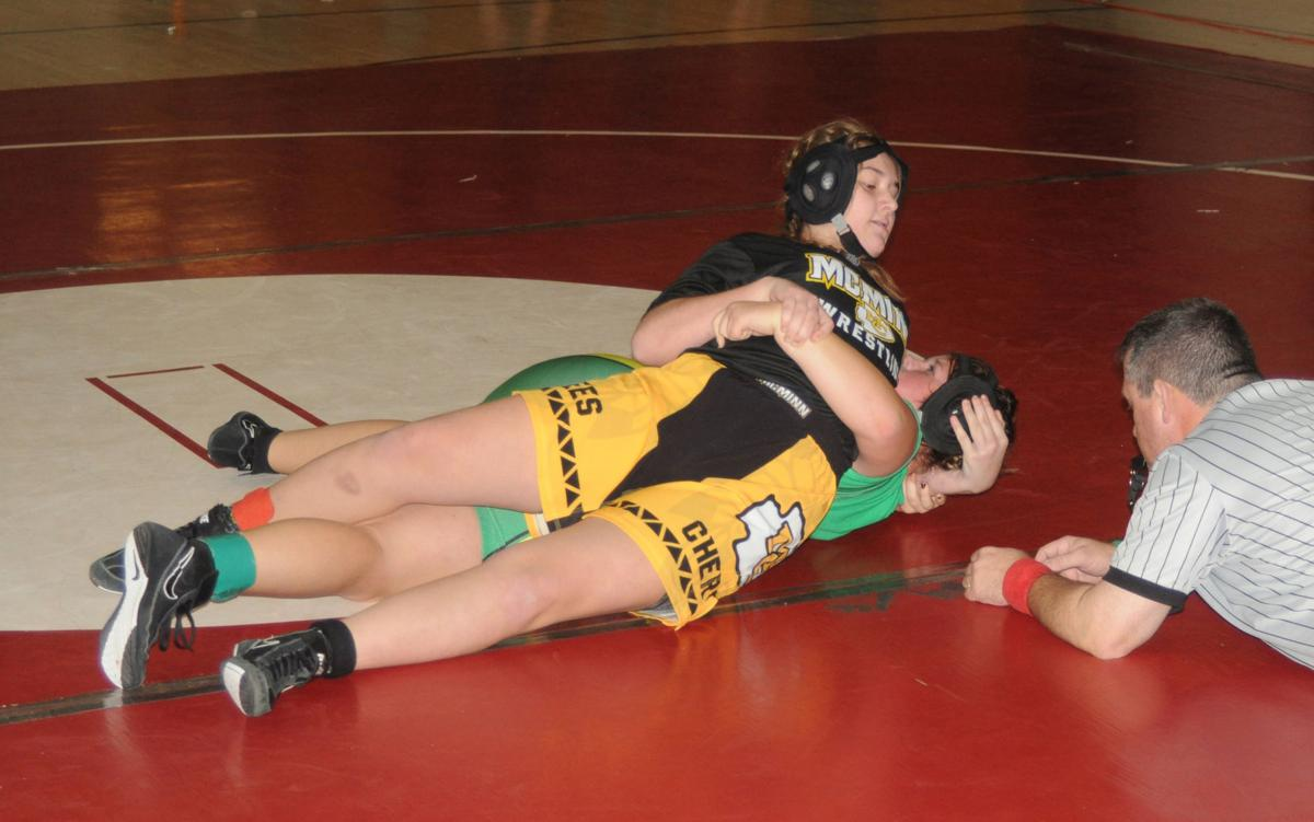 McMinn's Serena Yost to state