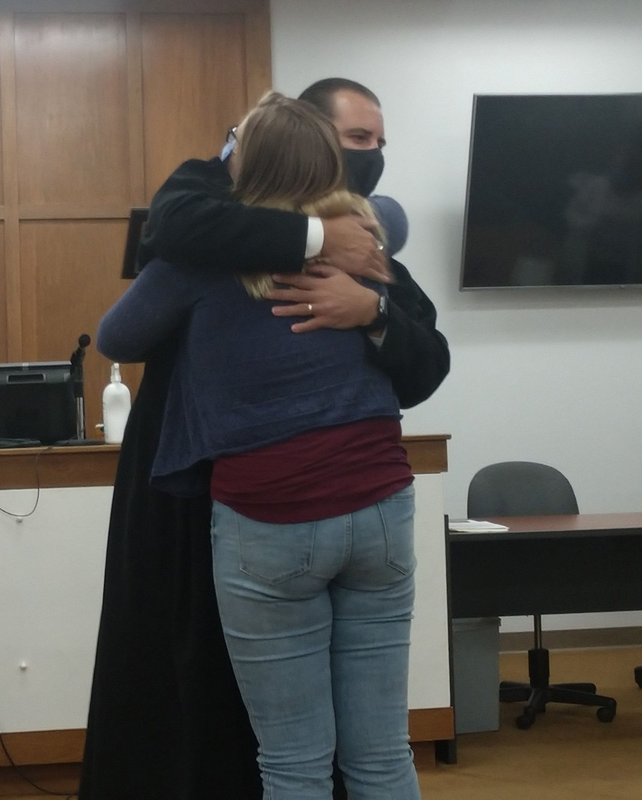 Recovery Court graduation