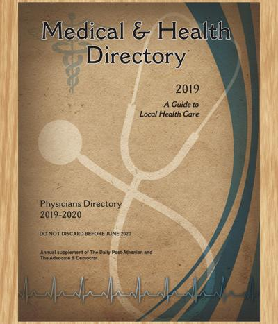 Medical Directory Cover