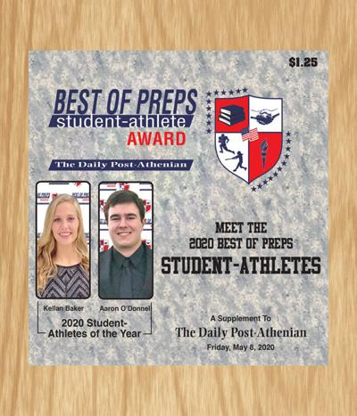 Best of Preps Cover