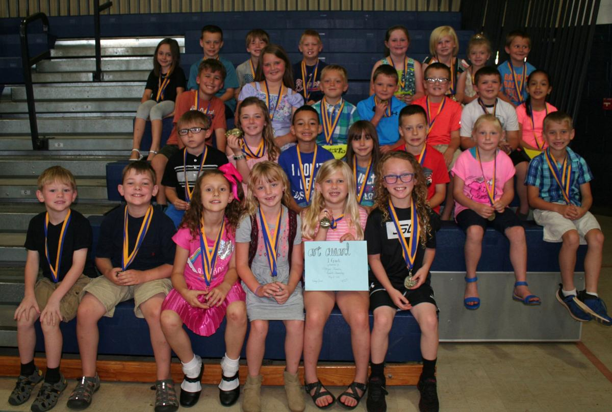 Achievements honored for Riceville students
