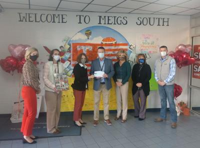 Meigs South donation