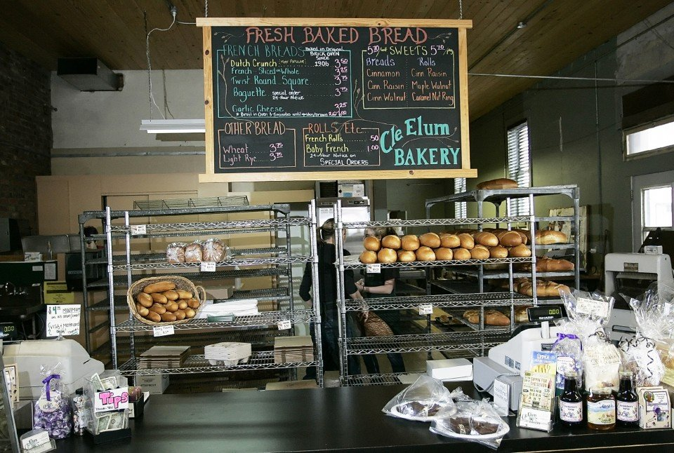 Tradition Consistency Fuel Ovens At Cle Elum Bakery Top