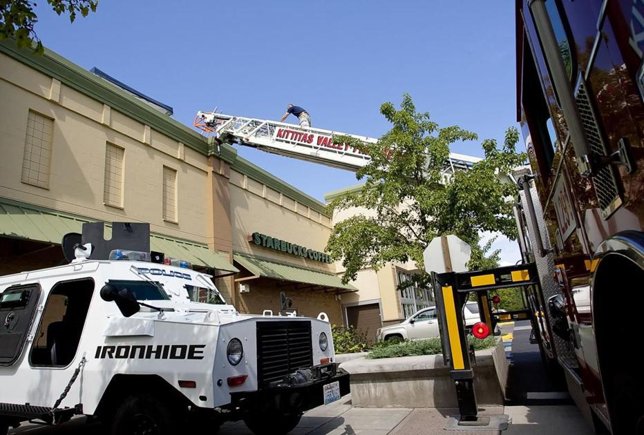Cop on Top fundraiser for Special Olympics Friday at Fred Meyer