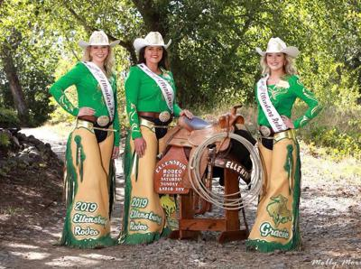 Rodeo Royal Court