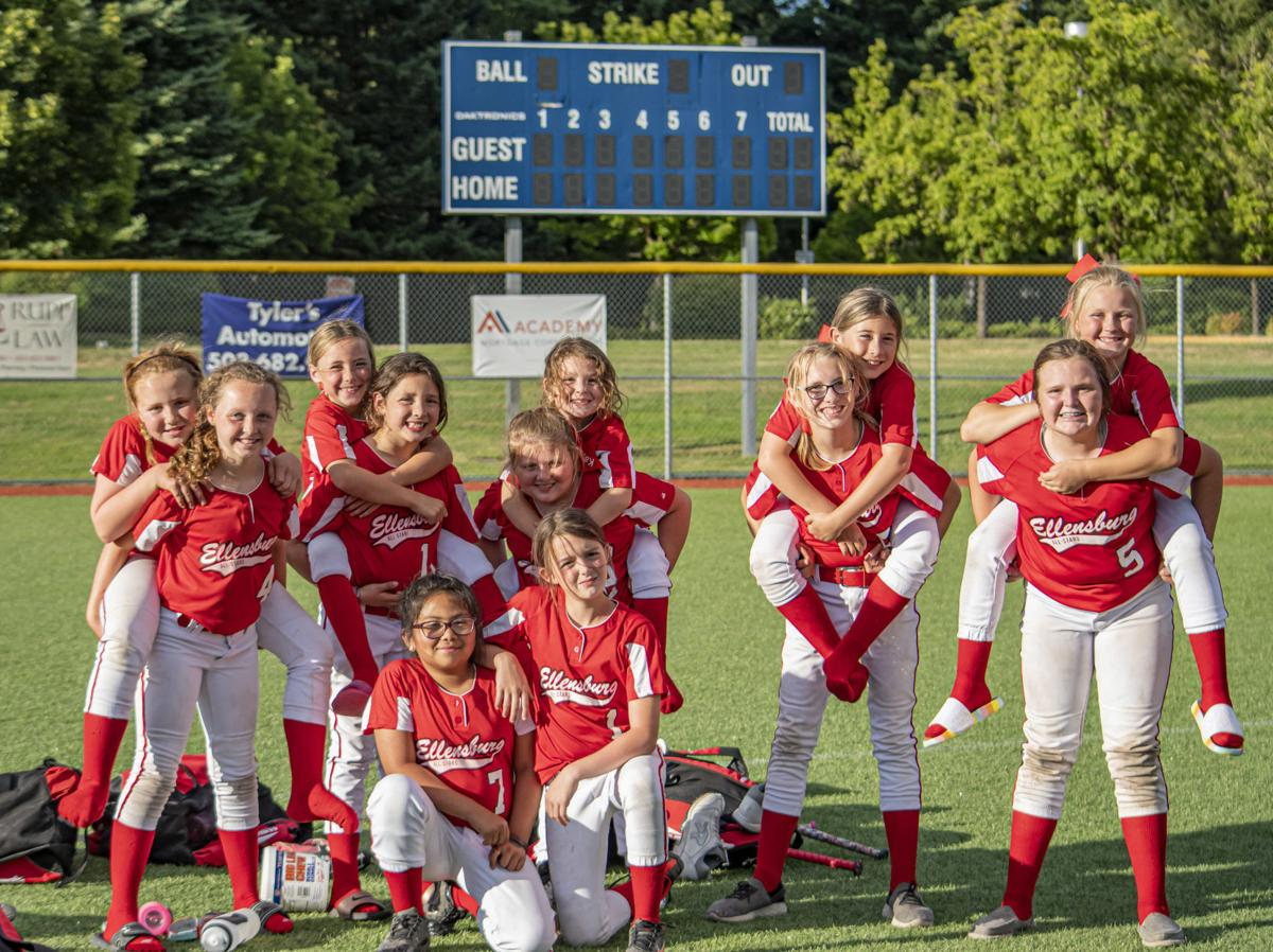 Ellensburg Fastpitch 10u All Star team is preparing for the