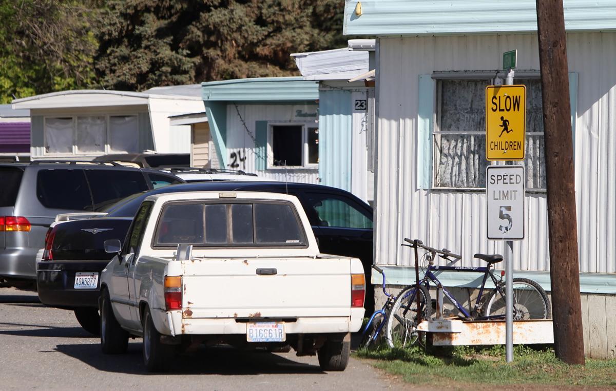 County to buy mobile home park   Members   dailyrecordnews com