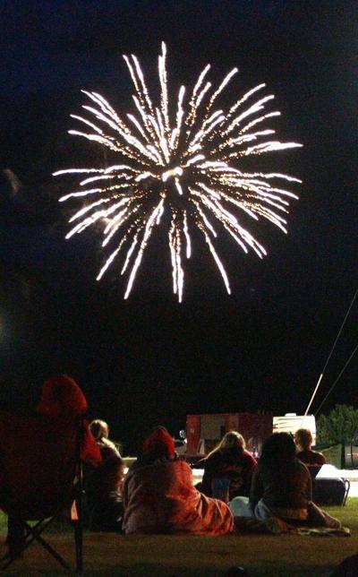 Cle Elum fireworks show