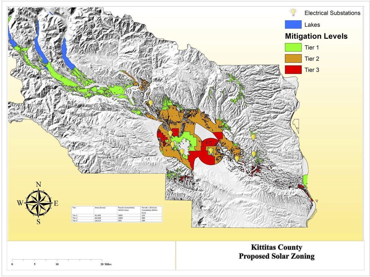 Kittitas County solar