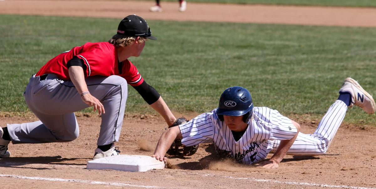 Ehs Baseball Heading To The District Championship Behind Tyler Polacek S Stellar Day Sports Dailyrecordnews Com
