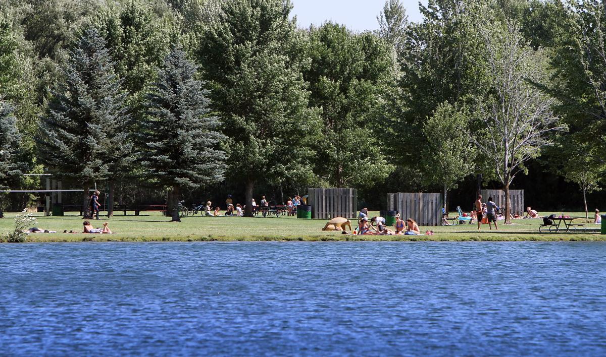 Ellensburg S Backyard Irene Rinehart Riverfront Park News