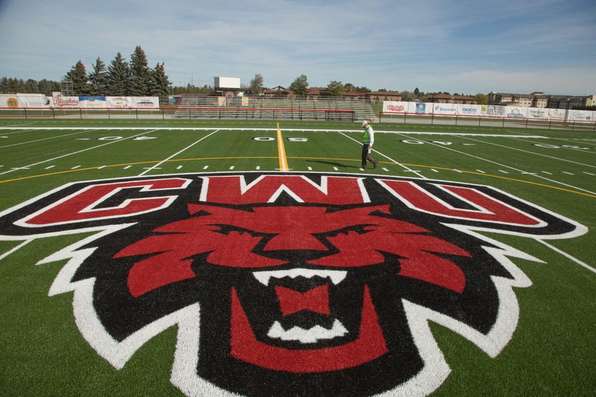 CWU's athletic department shows its dedication to football ...