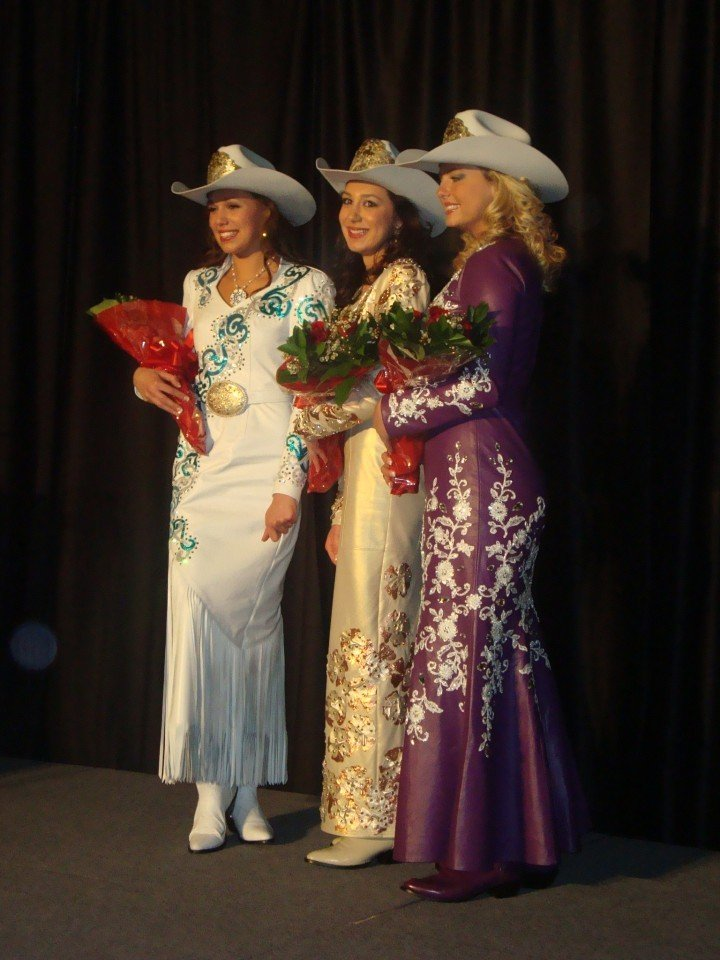 Avery Wheeler Is Crowned Queen Of The 2012 Ellensburg