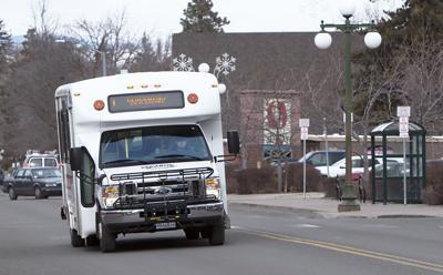 City Bus plan