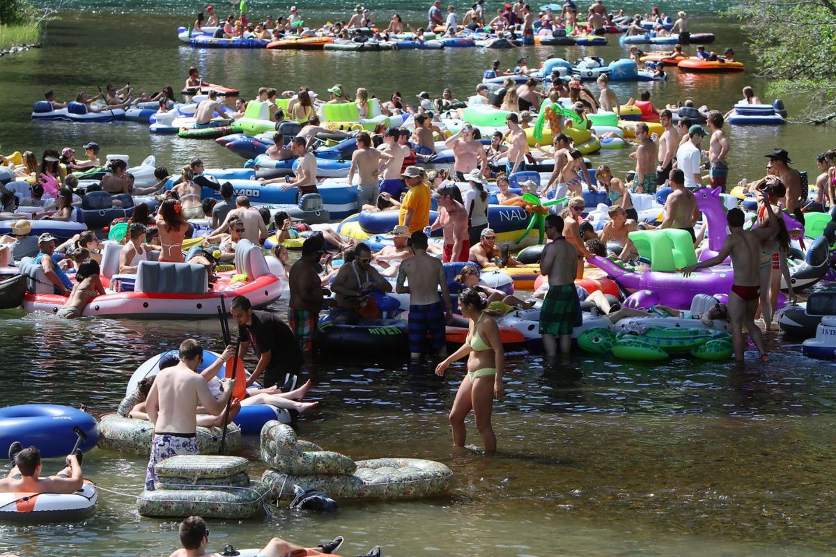 Hundreds Hit The Yakima River For Epic Float Members