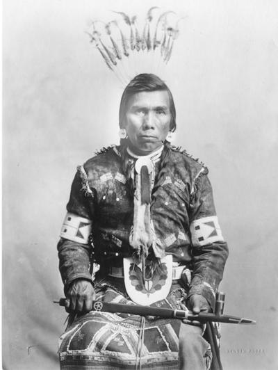 Chief Jim Wallahee