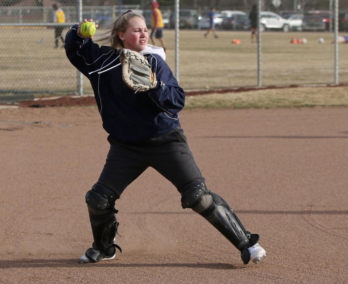 Ellensburg Softball