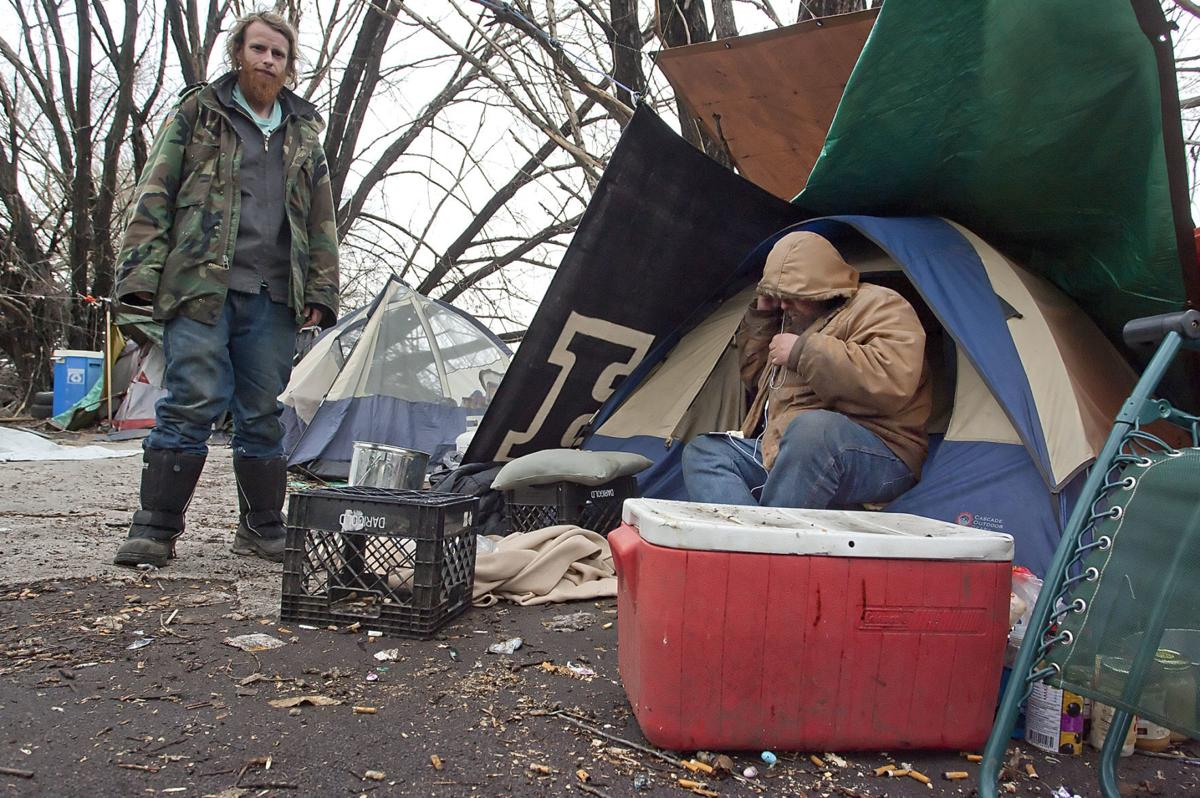 Volunteers Come Together To Survey Local Homeless Population News
