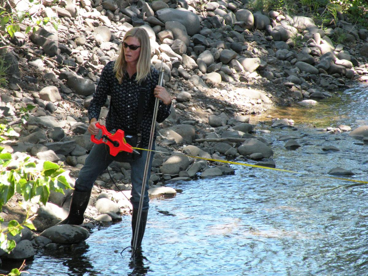 Manastash Creek